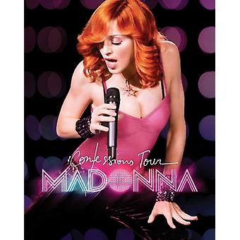 Madonna Confessions Tour Live from London Film Plakat (11 x 17)