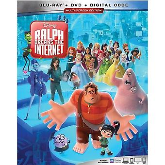 Ralph Breaks The Internet [Blu-ray] Etats-Unis d'importation