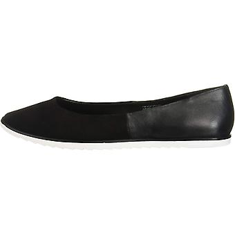 الهباء الجوي Women & apos;ق الأحذية ليلة الإملائي جلد الغزال اللوز شرائح الشريحة