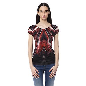 Camiseta Multicolorida Feminina Byblos