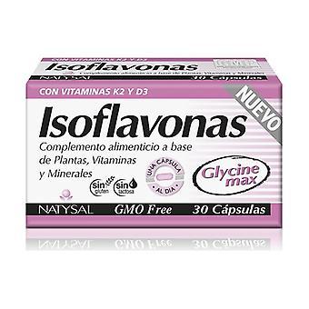 Isoflavones 30 capsules