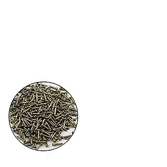 1100-1860pc Round Head Nail- Diy Craft Wood Jewelry Boxes Fasteners, Furniture