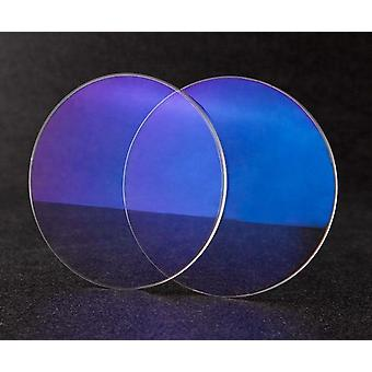 Anti-blue Ray Lens 1.67 High Index Ultrathin Myopia Prescription Optical Lenses