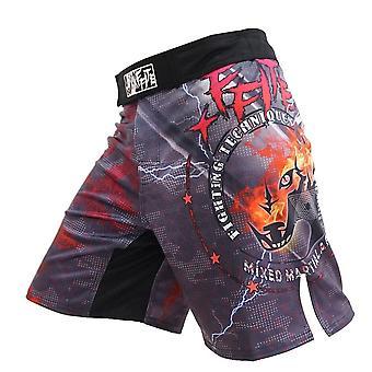Kick Nyrkkeily MMA Shortsit