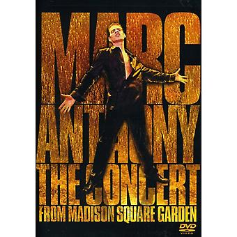 Marc Anthony - Concert From Madison Square Garden [DVD] USA import
