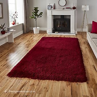 Montana dunklen roten Teppich