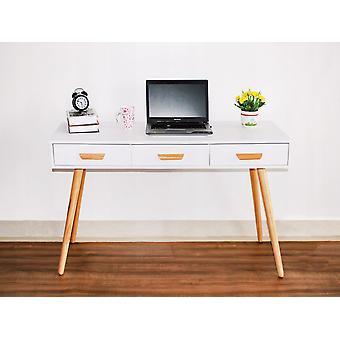 Kancelářský stůl Modern White - 120x45x75 cm