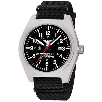 Mens Watch Khs KHS.INCSA.NB, Automatic, 46mm, 10ATM