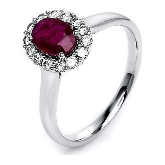 لونا خلق الأميرة خاتم لون الحجر 1K419W854-1 - عرض حلقة: 54