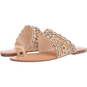 Jessica Simpson Women's Abira Slide Sandal Flat