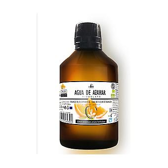 Orange Blossom Water Hydrolate Bio 250 ml of floral water