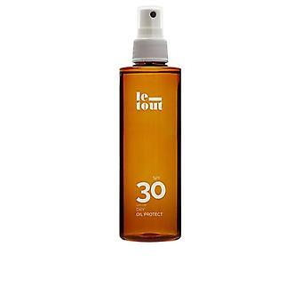 Tanning Oil Le Tout Spf30 (200 ml)