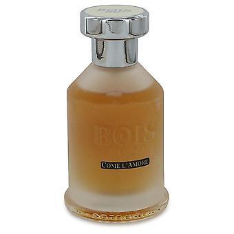 Come L'amore Eau De Toilette Spray (Tester) By Bois 1920 3.4 oz Eau De Toilette Spray