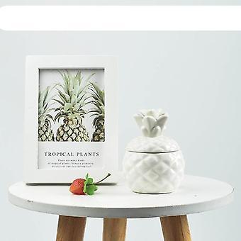 Nordische Keramik Ananas Tank Diy Aromatherapie Kerze Lagerung