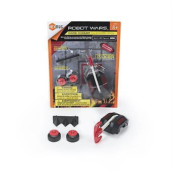 Hexbug robot wars havoc hammer accessory pack