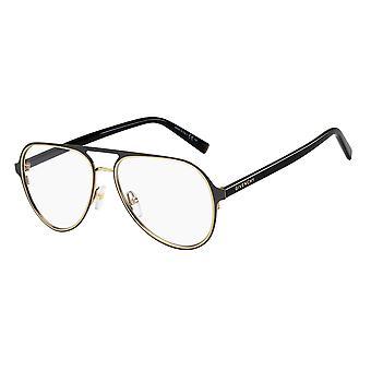 Givenchy GV0133 2M2 Black Gold Glasses