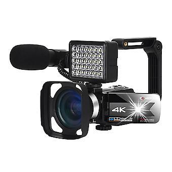 4k Wifi Video Camcorder