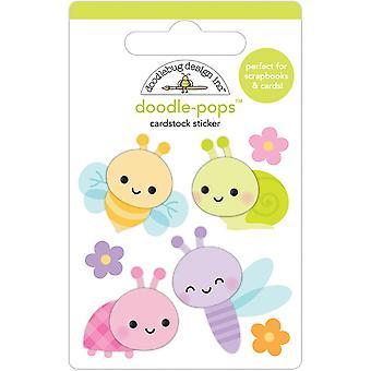 Doodlebug Design Bug Babys Doodle-Pops