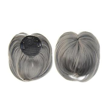 Dámske fiber hair topper parochňa tepelne odolné