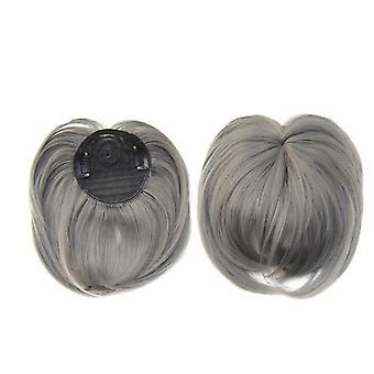 Women Fiber Hair Topper Wig Heat Resistant