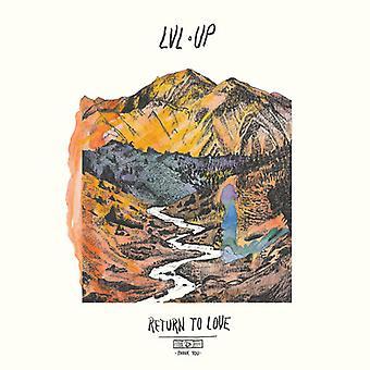 Lvl Up - Return to Love [CD] USA import