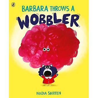 バーバラはウォブラーを投げる