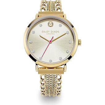 DAISY DIXON - Wristwatch - Ladies - KENDALL #34 - DD167GM