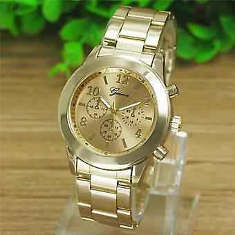 Geneva Classic Luxury Rhinestone Wrist Watches