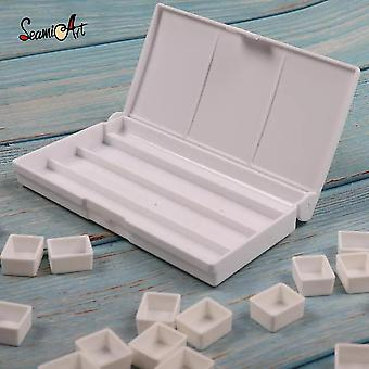 Tray Box For Watercolor Oil Acrylic Paints