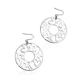 Women's Earrings In Lacquered Metal Agatha Ruiz De La Prada 147082