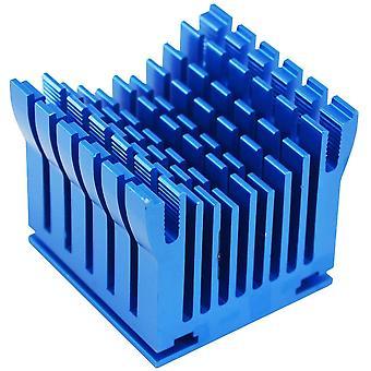 Wokex AABCOOLING NB Kühler 1 - Kühlkörper auf Aluminium für Northbridge Kühlung, Mini Passiv Kühler,