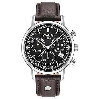 Roamer 975819 41 55 09 Vanguard Chrono II watch 42 mm