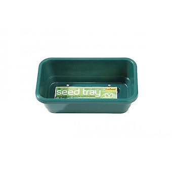 Mini fröbricka grön med hål