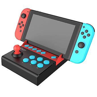Nintend Switch Arcade Joystick Game Rocker USB Fight Stick Controller med 8 TURBO-funktionsknappar