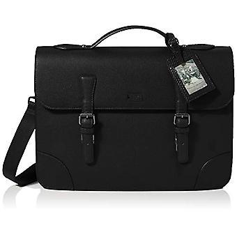 Ted Baker LONDON Vitta, Men's Crossbody Bag, Black, One Size