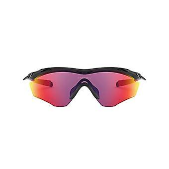 Oakley M2 Frame Xl 934308 Sonnenbrille, Schwarz (Polished Black)
