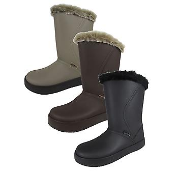 Crocs Damen ColorLite Mid Boot Schuhe