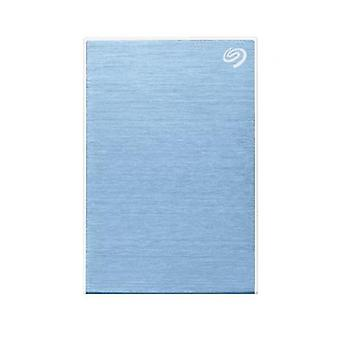 Seagate 1 Tt Seagate Yksi kosketus kannettava sininen