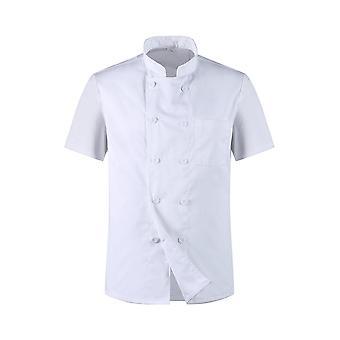 Sleeve Head Chef Shirt Pant