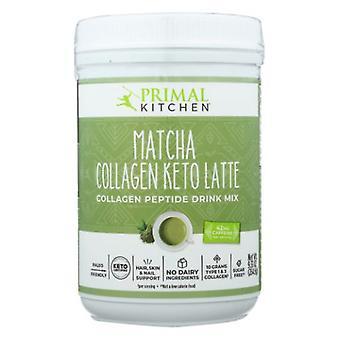 Primal Kitchen Collagen Keto Latte Matcha, 9.33 Oz
