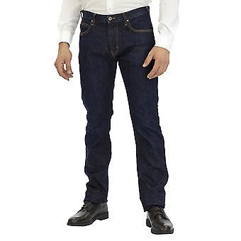 Armani Jeans 5 pockets Pants Blue