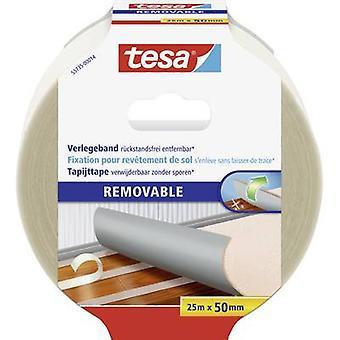 Tesa® Flooring Tape Residue-Free Removal 25 m x 50 mm