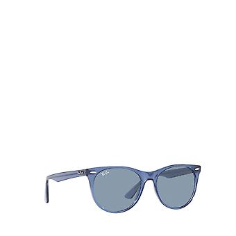 Ray-Ban RB2185 true blue unisex sunglasses