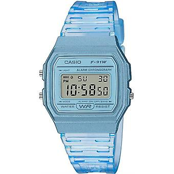 Casio F-91WS-2DF Reloj damas