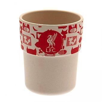 Liverpool FC Childrens/Kids Bamboo Dinner Set