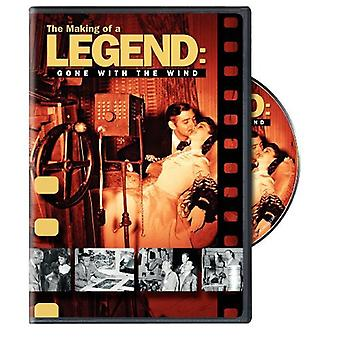 Gone with the Wind-Making of a Legend [DVD] USA import