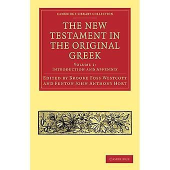 Das Neue Testament im griechischen Original (Cambridge Library Collection - Religion) (Band 1)