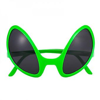 1pcs Alien Glasses Halloween Role-playing Accessory