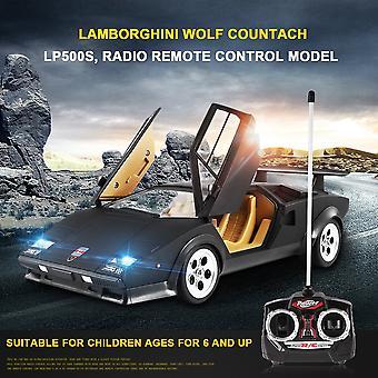 1/14 Car Toy For Lamborghini Wolf Countach Lp500s Radio Remote Control Model