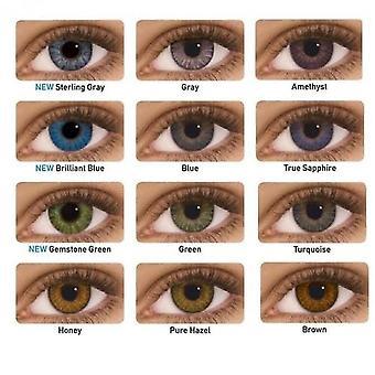 1 pari silmien värilinssejä Kosmeettiset piilolinssit Värilliset kontaktit